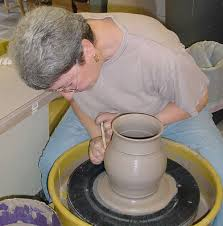 throwing a pot advanced pottery classes pictures the pottery wheel