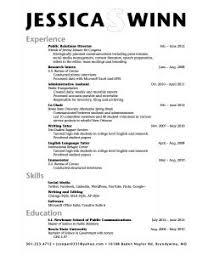 Sample Of A Good Resume by Examples Of Resumes 89 Enchanting Professional Resume Formats