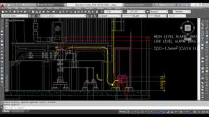 how to draw flexible conduit autocad youtube