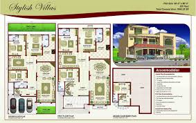 House Plans With Attached Guest House by 35 X 40 House Plans House Plans
