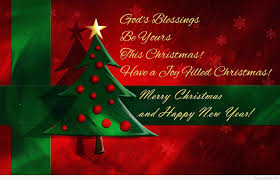 christian merry and happy new year 2017 happy holidays