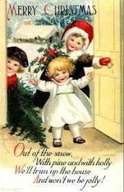 25 free vintage christmas printable images choir vintage