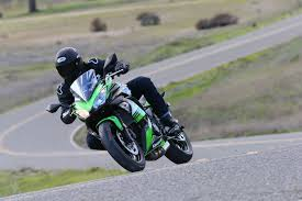 kawasaki kawasaki ninja 650 first ride test 12 fast facts