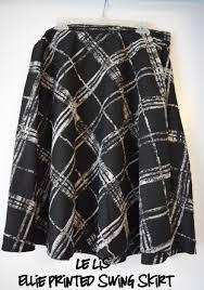 le lis le lis ellie printed swing skirt stitch fix