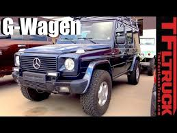 how much is the mercedes g wagon meet the affordable mercedes g wagon that costs less than a used