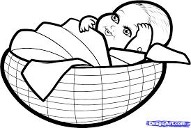 draw baby jesus baby jesus step step christmas stuff