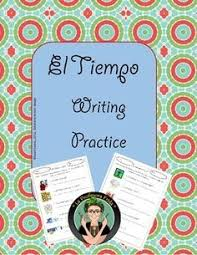 activities for teaching weather in spanish throw away your