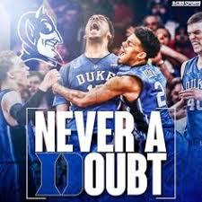 Duke Basketball Memes - never a doubt 2 18 2015 duke beats unc 92 90 in o t duke