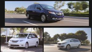 minivans top speed best buy awards minivan van 2015 kelley blue book