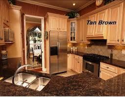 Kitchen With Light Cabinets Best 25 Brown Granite Ideas On Pinterest Tan Kitchen Cabinets