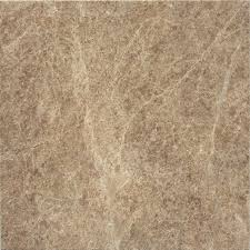 Laminate Flooring Lowes Canada Faber 12 In X 12 In Emperador Marble Polished Brown And Cream