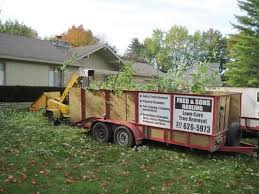 junk hauling trash removal demolition contractor services yard
