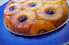 september 13 blogiversary and upside down pineapple cake grain