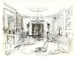 interior sketch interior sketch sketches and action