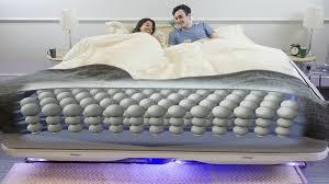 spring bed balluga the world u0027s smartest bed by joe katan balluga limited