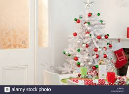 tree decorations stock photo 276439080 alamy