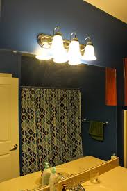 Bathroom 5 Light Fixtures Bathrooms Design Bathroom Cabinet Lighting Fixtures 3 Light Bath