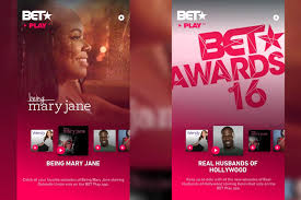 Uber Is Betting D C by Bet Gets Its Own Mobile Streaming Service