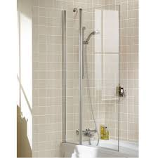 100 shower door over bath cheap showers that don t skimp on shower door over bath showerlux swing classico 915mm over bath shower screen