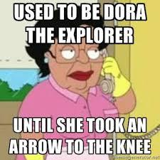 Dora The Explorer Meme - dora the explorer
