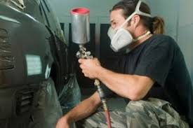 How To Spray Paint Your Car - 8 steps to spray paint car car resprays respraying touch up
