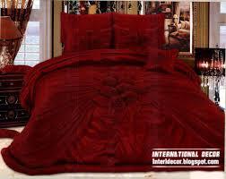 Royal Bedding Sets Royal Bedspreads Luxurious Models 2014 Burgundy Bedspreads