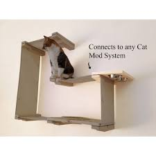 Wall Shelves For Cats Catastrophicreations 3