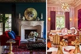Hollywood Regency Style Dining Room S Throwback - Regency dining room