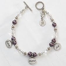 mothers bracelets mothers day 2017 personalized s bracelets