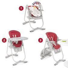 chaise haute autour de b b chaise haute polly magic de chicco chaises hautes réglables aubert