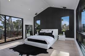Black Cowhide Rugs White Cowhide Rug Bedroom Contemporary With Balcony Bedding Black