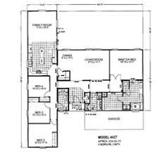 Triple Wide Floor Plans Americana Ccw467a7 Home Floor Plan Manufactured And Or Modular