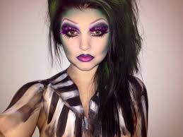 halloween body paint beetle juice makeup body paint fx makeup and body paint