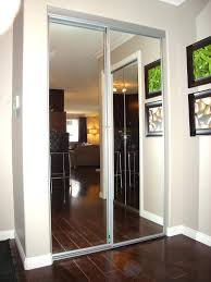 home decor innovations mirrored closet doors sliding designs image