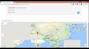 Google Map India by How To Add Remove Multiple Markers In Google Map Youtube