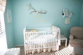 chambre bébé turquoise 5 décorations pour chambre de bébé où chantent les petits oiseaux