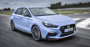 hyundai i30 n 275 ps and 353 nm six speed manual