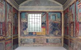 What Type Of Paint For Bedroom Walls by Roman Wall Painting Styles Article Roman Khan Academy