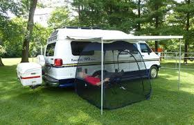 Roadtrek Awning Rv Gadgets Frustrate Insects With A Lightweight And Easy Rv