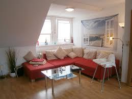 Wohnzimmer Mit Bar Ferienwohnung Strandpieper Fewo Direkt