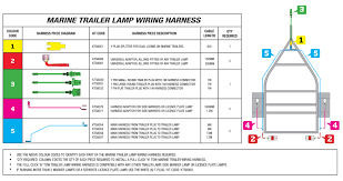 trailer light hook up cool trailer brake light wiring ideas wiring diagram ideas