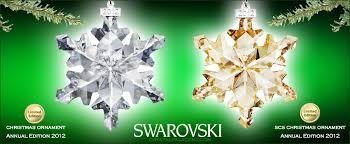 1139994 swarovski ornament annual edition 2012