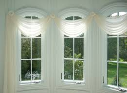 Sheer Curtains With Valance Decoration Drapery Swags And Jabots Jabot Curtains Valances