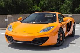 orange mclaren 2014 mclaren mp4 12c spider stock 4n003488 for sale near vienna