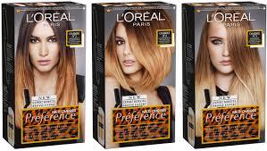 preference wild ombre on short hair ombré hair at home l oréal paris préférence wild ombré haircolour