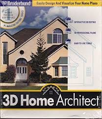 Amazoncom D Home Architect - Broderbund home design
