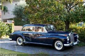 mercedes 300d coupe 1958 mercedes 300d adenauer sold by artcurial briest