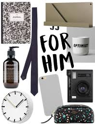 christmas gift guide for him inattendu