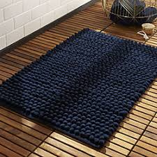 Ombre Bath Rug Bath Linens Decorative Bath Towel Sets Cb2