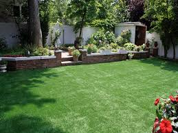 Backyard Landscaping Cost Estimate Synthetic Grass Cost Morenci Arizona Lawn And Landscape Backyard